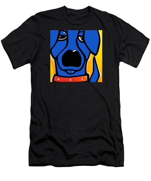 Curiosity Men's T-Shirt (Slim Fit) by Tom Fedro - Fidostudio