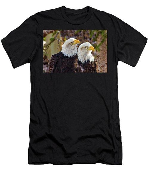 Curious Ones Men's T-Shirt (Athletic Fit)