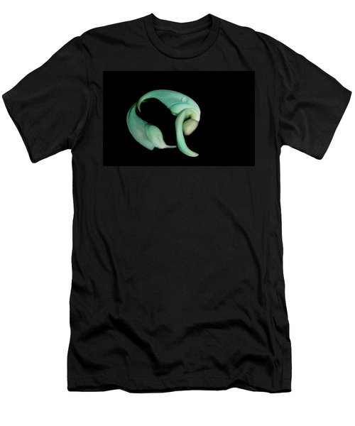Curled Together Men's T-Shirt (Athletic Fit)