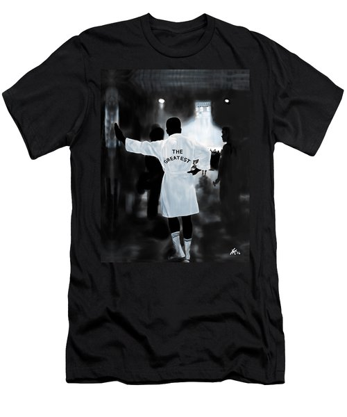 Curtain Call Men's T-Shirt (Athletic Fit)