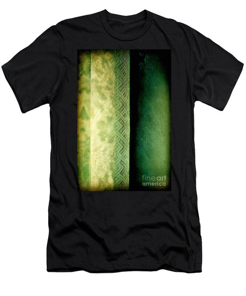 Men's T-Shirt (Slim Fit) featuring the photograph Curtain by Silvia Ganora