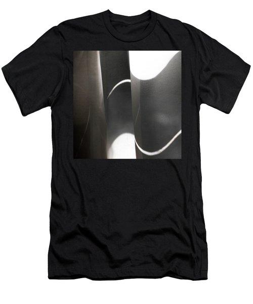 Curve Over Curve - Men's T-Shirt (Athletic Fit)