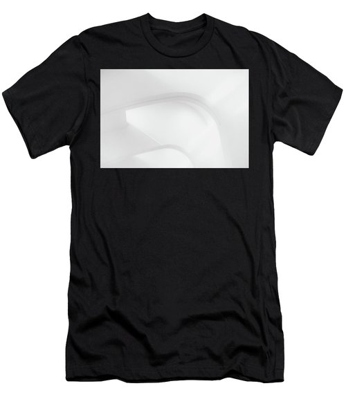 Curved Lines 2 Men's T-Shirt (Athletic Fit)