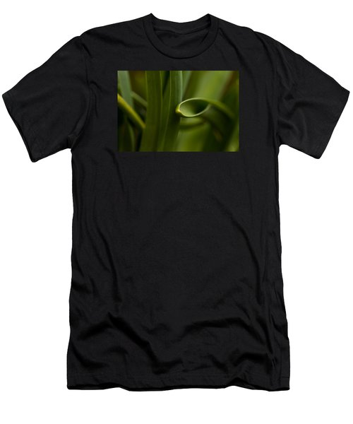 Curves Of Nature Men's T-Shirt (Athletic Fit)