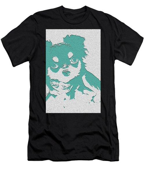 Cute Boy Men's T-Shirt (Athletic Fit)