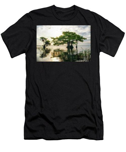 Cypress Bonsai Men's T-Shirt (Athletic Fit)