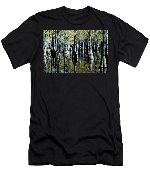 Cypress Reflections Men's T-Shirt (Athletic Fit)