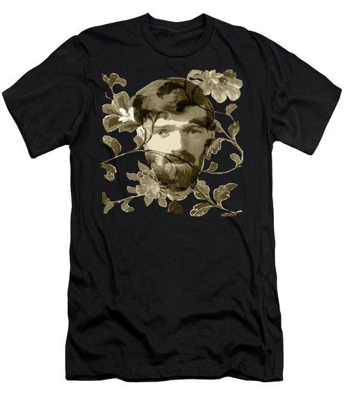 D H Lawrence Men's T-Shirt (Athletic Fit)