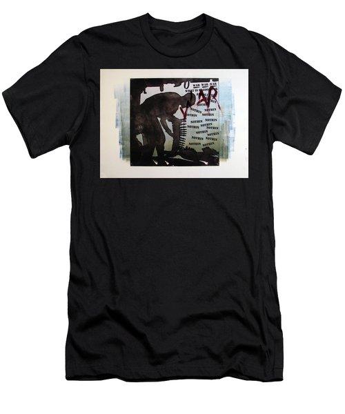 D U Rounds Project, Print 2 Men's T-Shirt (Athletic Fit)