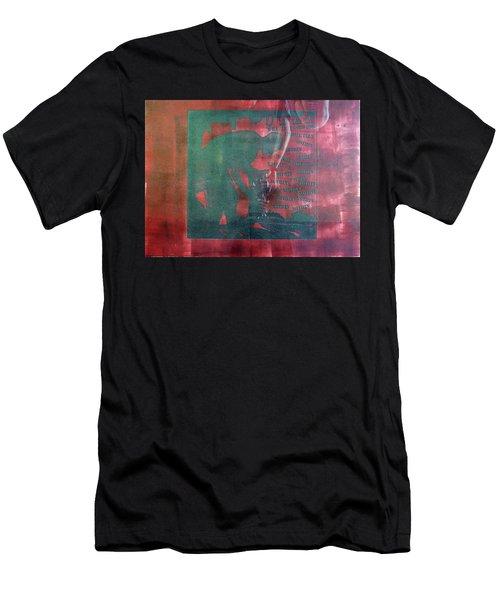 D U Rounds Project, Print 34 Men's T-Shirt (Athletic Fit)