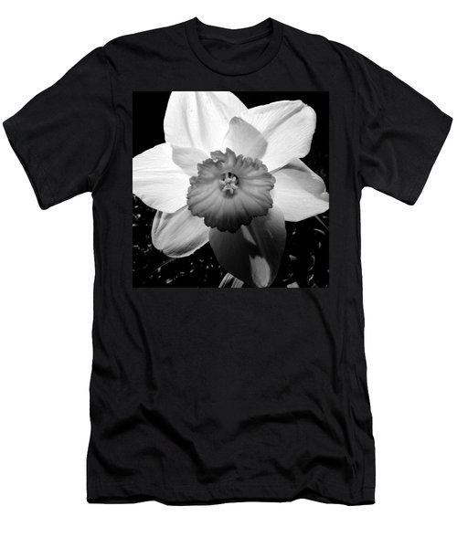 Daffodil In Springtime Men's T-Shirt (Athletic Fit)