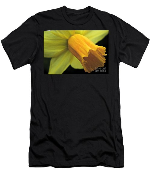 Daffodil - Narcissus - Portrait Men's T-Shirt (Athletic Fit)