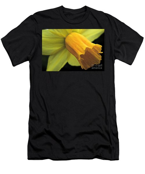Daffodil - Narcissus - Portrait Men's T-Shirt (Athletic Fit)