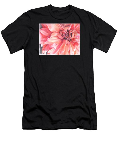 Dahlia 1 Men's T-Shirt (Athletic Fit)