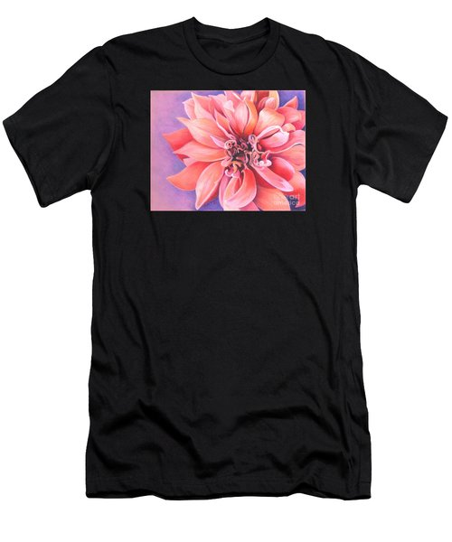Dahlia 2 Men's T-Shirt (Athletic Fit)