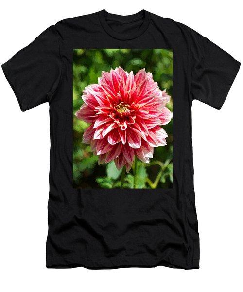 Dahlia 3 Men's T-Shirt (Athletic Fit)