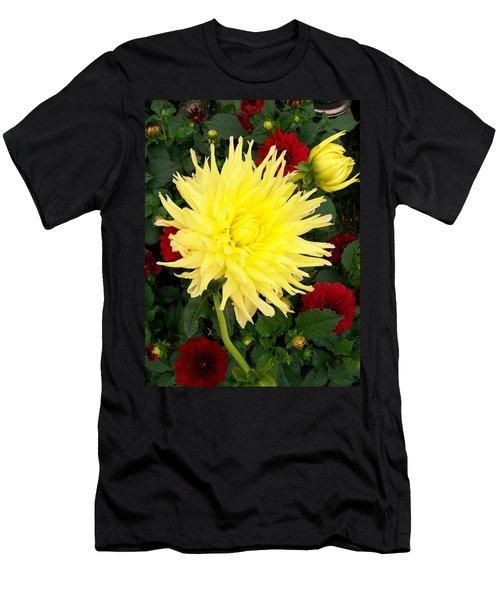 Dahlia's Men's T-Shirt (Athletic Fit)