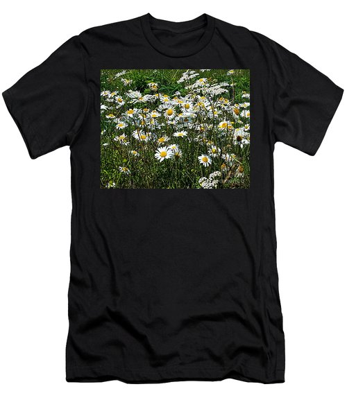 Daisies Men's T-Shirt (Athletic Fit)