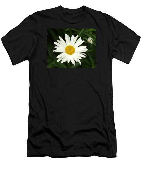 Daisy Days Men's T-Shirt (Slim Fit) by Carol Sweetwood