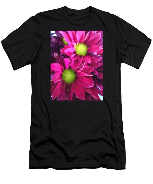 Daisy Days Men's T-Shirt (Athletic Fit)