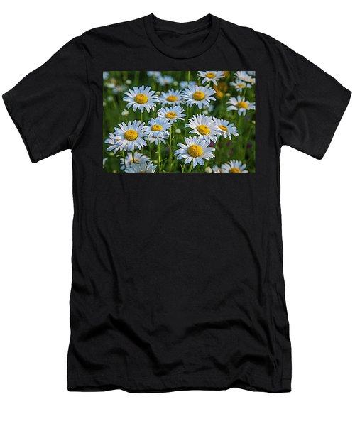 Daisy Dew Men's T-Shirt (Athletic Fit)