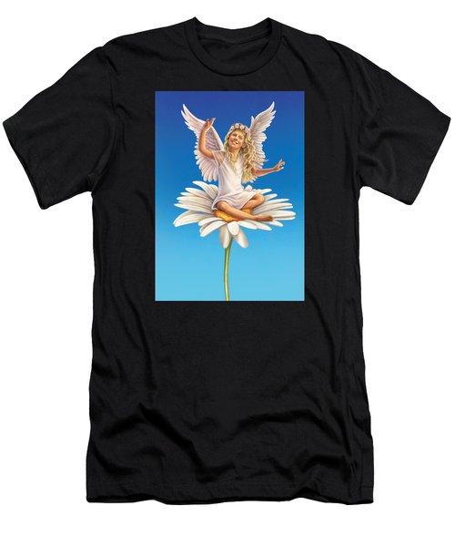 Daisy - Simplify Men's T-Shirt (Athletic Fit)