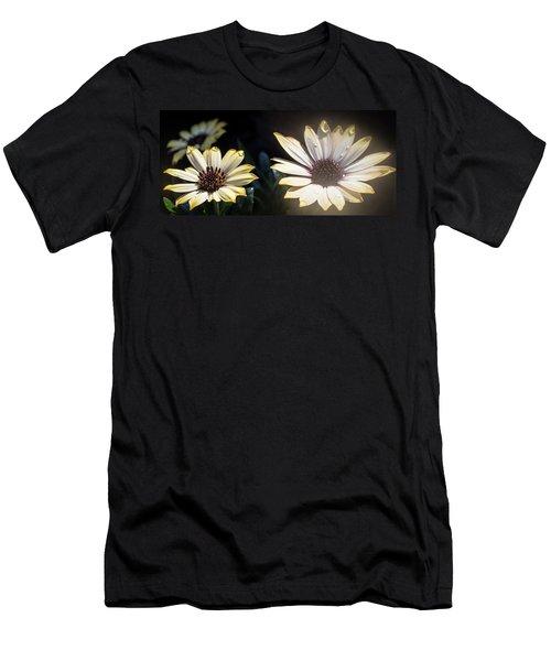 Daisydrops Men's T-Shirt (Athletic Fit)