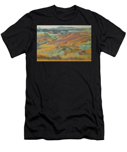 Dakota October Men's T-Shirt (Athletic Fit)
