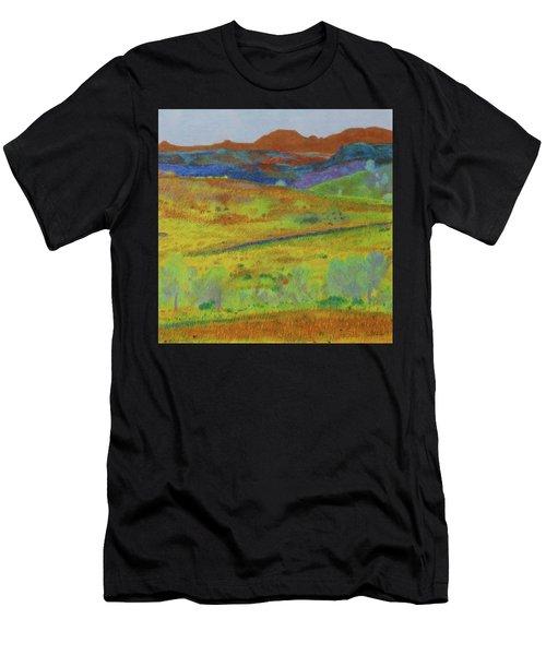 Dakota Territory Dream Men's T-Shirt (Athletic Fit)