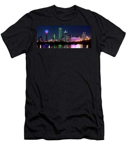Dallas Colors Pano 2015 Men's T-Shirt (Athletic Fit)