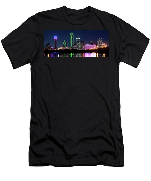 Dallas Colors Pano 2015 Men's T-Shirt (Athletic Fit)