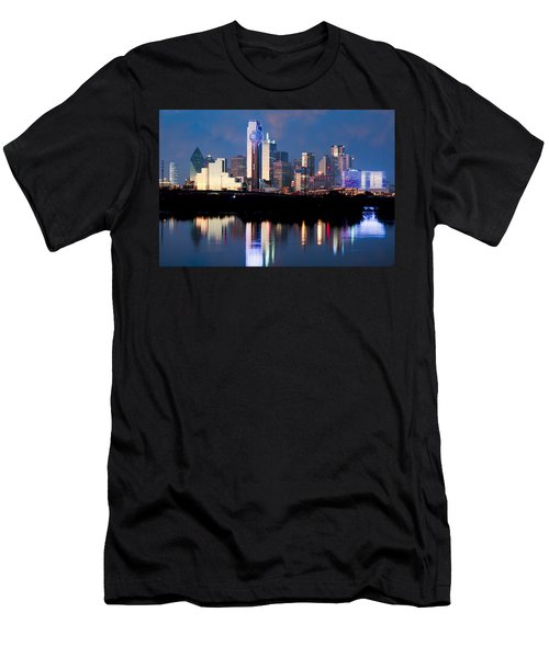 Dallas Skyline May 2015 Men's T-Shirt (Athletic Fit)