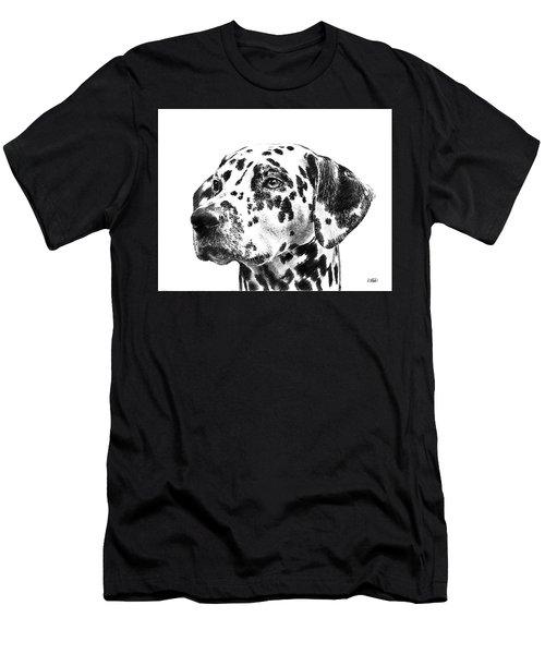 Dalmatians - Dwp765138 Men's T-Shirt (Athletic Fit)