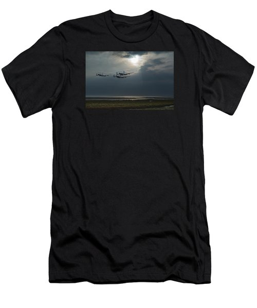 Dambusters Training Over The Wash Men's T-Shirt (Athletic Fit)