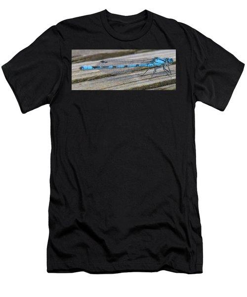 Damselfly Men's T-Shirt (Slim Fit) by Darren Carpenter