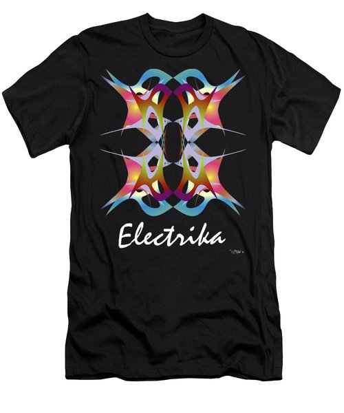Dance Electric 3 Men's T-Shirt (Athletic Fit)