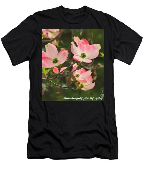 Dance Of The Dogwood Men's T-Shirt (Athletic Fit)