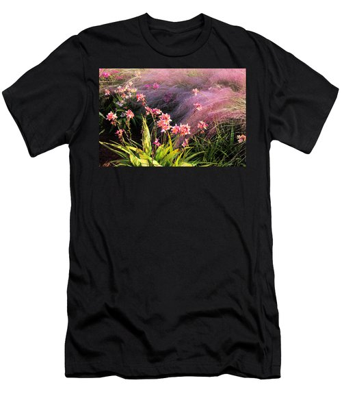 Dance Of The Orchids Men's T-Shirt (Athletic Fit)