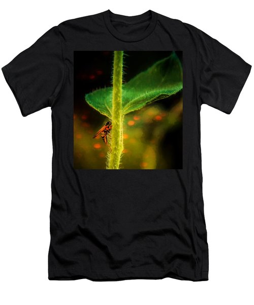 Dance Of The Wasp Men's T-Shirt (Athletic Fit)
