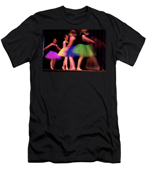 Dancers Men's T-Shirt (Athletic Fit)