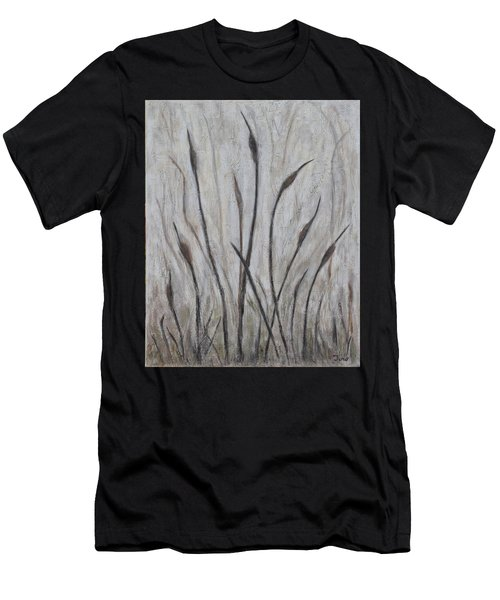 Dancing Cattails 3 Men's T-Shirt (Athletic Fit)