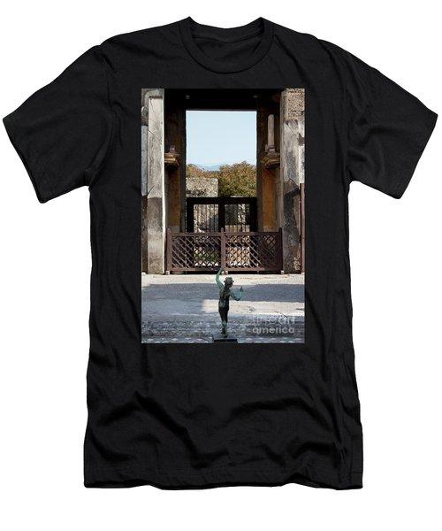 Dancing Faun Men's T-Shirt (Athletic Fit)