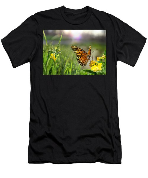 Dancing In The Light Men's T-Shirt (Athletic Fit)