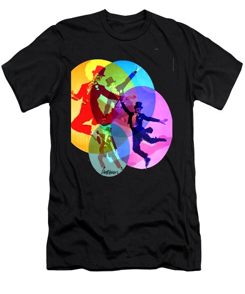 Dancing On Air Men's T-Shirt (Athletic Fit)