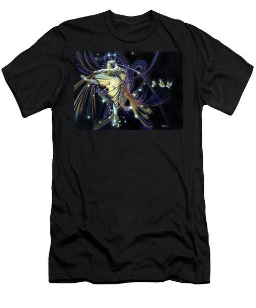 Dancing Stars Men's T-Shirt (Athletic Fit)