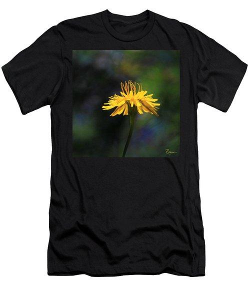 Dandelion Dance Men's T-Shirt (Athletic Fit)