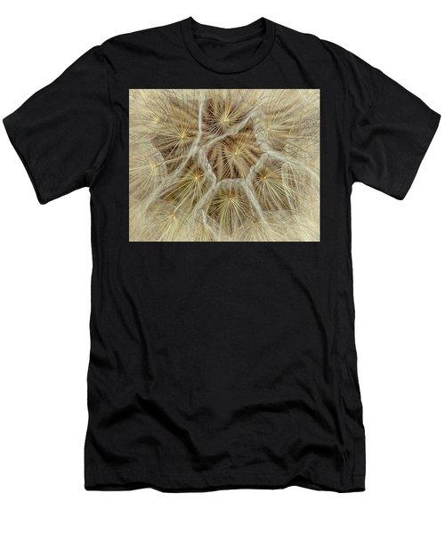 Dandelion Particles Men's T-Shirt (Athletic Fit)