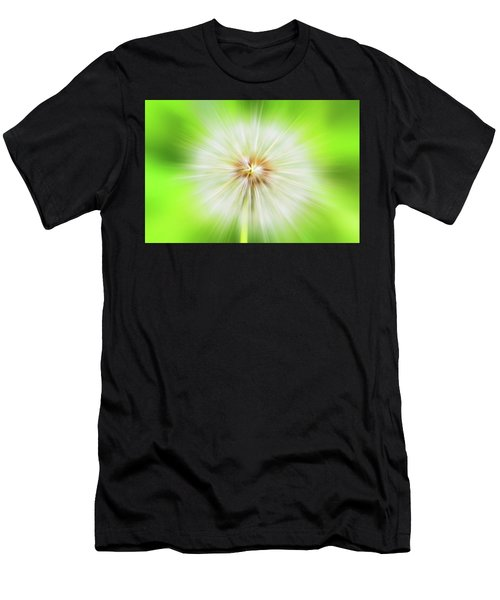 Dandelion Warp Men's T-Shirt (Athletic Fit)