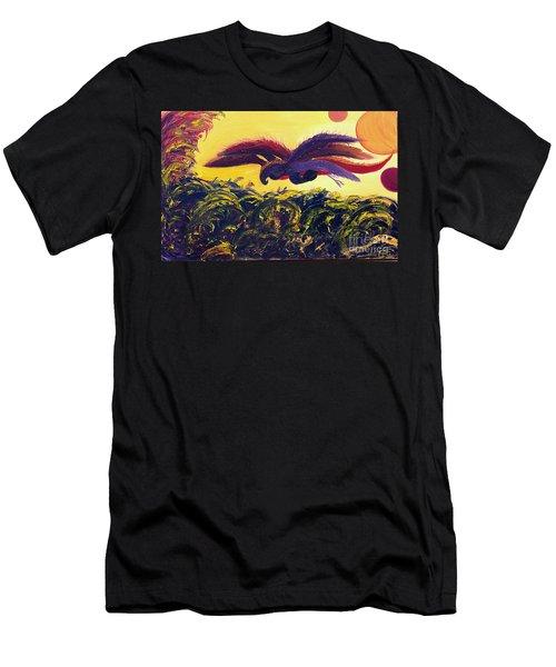 Dangerous Waters Men's T-Shirt (Athletic Fit)
