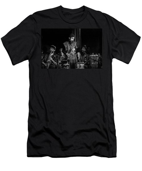 Danny Davis With Sun Ra Arkestra Men's T-Shirt (Athletic Fit)